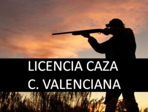 LICENCIA DE CAZA EN VALENCIA